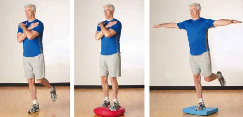Additional balance exercises for older adults - Go4Life